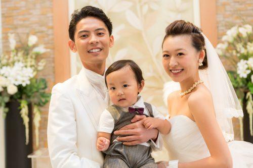 【 お子様と一緒に結婚式♪ 】 スマイルファミリー婚相談フェア