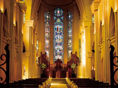 【一度は見てほしい】初めての大聖堂見学&結婚まるごと相談会