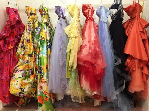 パーソナルカラー診断 ★あなたに似合う色のドレス★無料試着フェア