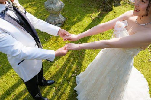 絆ウェディング<br>今だからこそ ''愛と絆'' をカタチに<br>フォト&挙式で...大切な人とつながる特別な一日