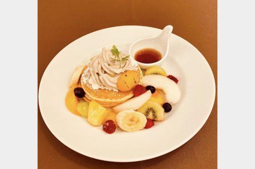 2021 食欲の秋 限定<br>マリエール大洲オリジナルパンケーキと共に<br>❁安心安全マリエールウェディングをご提案❁